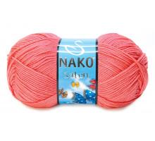 Nako Saten 03655 коралловый