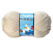 Nako Saten 06383 бежевый