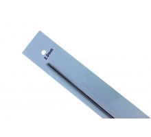 Прямые спицы 2 мм металлические