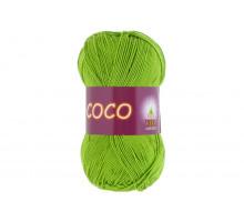Vita Cotton Coco 3861 ярко-зеленый