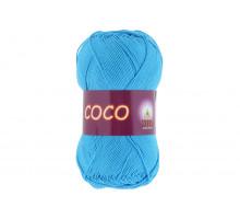 Vita Cotton Coco 3878 голубая бирюза