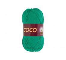 Vita Cotton Coco 4310 зеленая бирюза