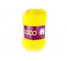Vita Cotton Coco 4320 ярко-желтый
