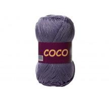Vita Cotton Coco 4334 дымчато-сиреневый