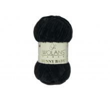 Wolans Bunny Baby 100-10 черный