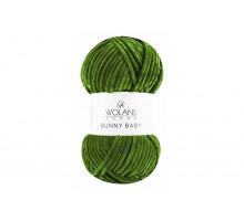 Wolans Bunny Baby 100-32 темно-зеленый