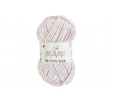 Wolans Bunny Baby 100-34 розово-бежевый