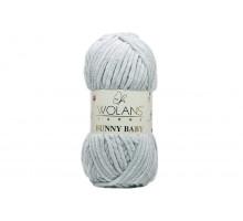 Wolans Bunny Baby 100-36 нежно-серый